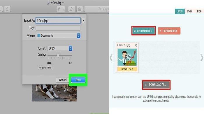 RESIZE Foto Kompres Foto Menjadi 200 KB Secara Online, Compres Foto CPNS di sscn.bkn.go.id