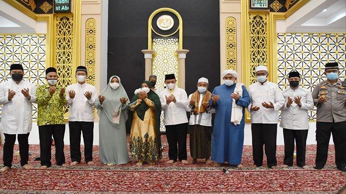 Masjid At-Taqwa Diresmikan, Rudi: Kado Istimewa Menjelang Ramadan