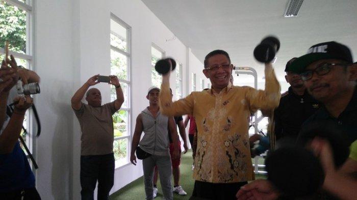 Wali Kota Sutarmidji Resmikan Gym Centre Pontianak