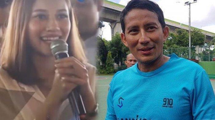 Tiffany Lamar Sandi, Istri Sandiaga Uno Tampilkan Foto-foto Kemesraan Berdua