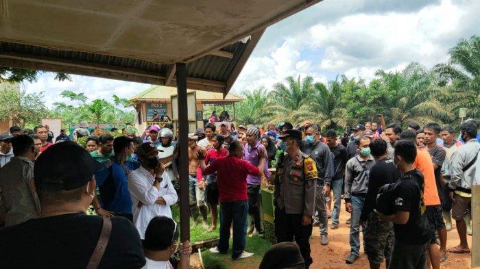 Respon Aksi Demo Pekerja, Berikut Penjelasan dari HRD Perusahaan Perkebunan di Sungai Pinyuh