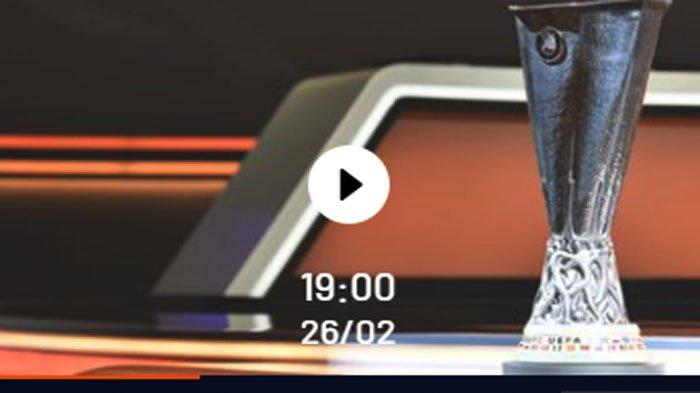 SEDANG LIVE, Link Streaming Drawing Liga Europa 16 Besar | Cek Hasil Drawing Liga Europa 16 Besar