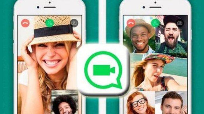 Tips Silaturahmi Virtual 8 Orang Sekaligus dengan WhatsApp di Hari Raya Idulfitri 2020