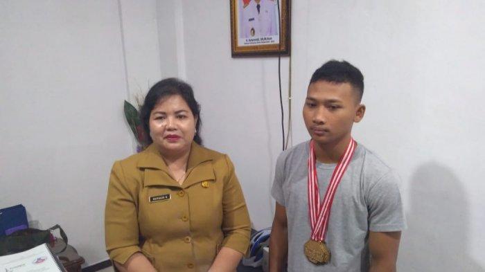 Kadisporapar Kalbar Dukung Kiprah Rio Tirto Atlet MMA Kalbar
