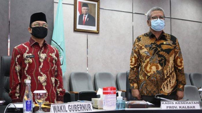 Wagub Kalbar Harap Pelaksanaan Pilkada Serentak Tetap Mengacu pada Protokol Kesehatan Covid-19
