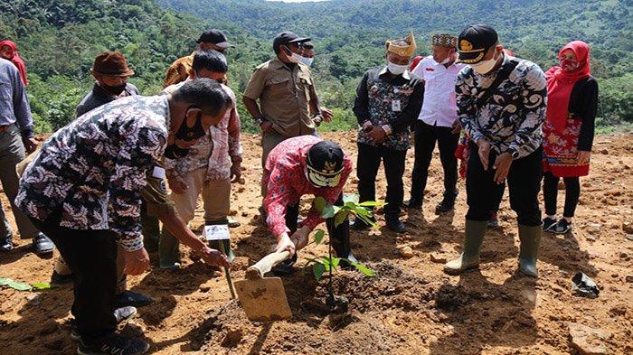 Agrowisata Baru di Kota Singkawang, Wagub Ria Norsan: Menambah Pilihan Masyarakat