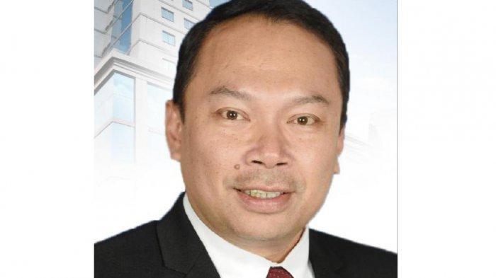 President Director Bank Bukopin, Rivan A. Purwantono.