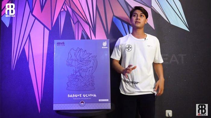 Berapa Harga Koleksi Limited Action Figure Sasuke Original Rizky Billar?