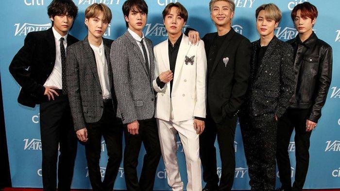 BTS, Loona dan BLACKPINK Dipuncak Grup K-Pop Terpopuler Sepanjang Maret 2020