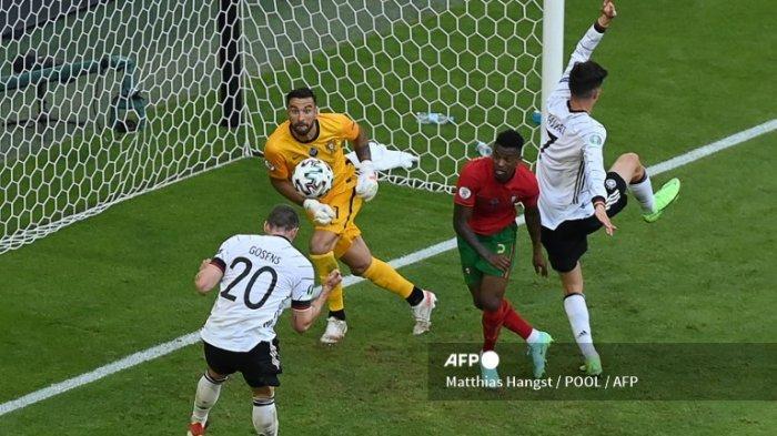 Skenario Portugal Lolos Babak 16 Besar Euro 2020 - 2021, Lawan Prancis & Jerman vs Hungaria Pengaruh