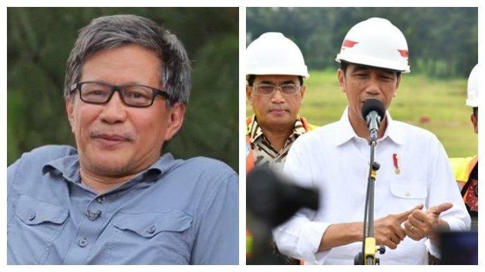 Kritik Pertama 2021 Rocky Gerung Kepada Presiden Joko Widodo - Nilai Pernyataan Jokowi Hal Mustahil