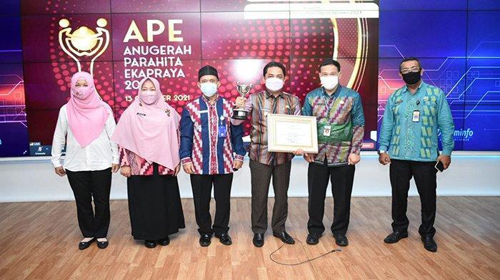 Kota Pontianak Raih Anugerah Parahita Ekapraya Predikat Madya dari Menteri PP-PA RI