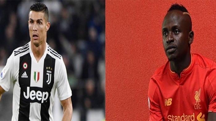 Ronaldo dan Sadio Mane Terpilih Sebagai Pemain dan Gol Terbaik Versi UEFA