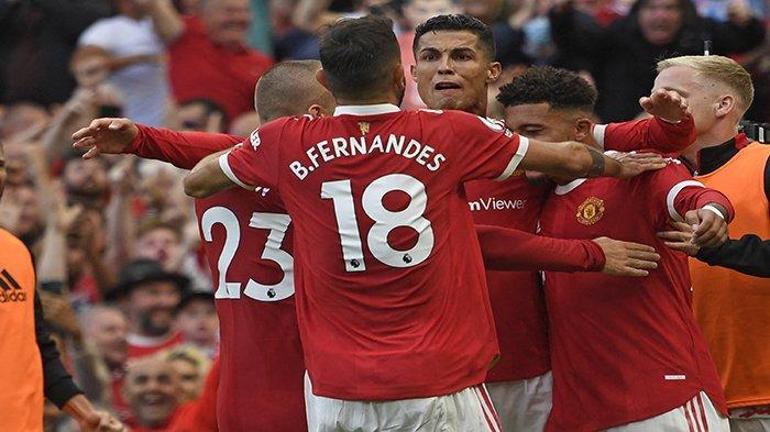 Hasil Sementara Liga Inggris Malam Ini : Ronaldo Cetak Brace, Arsenal Merangkak Dari Zona Degradasi