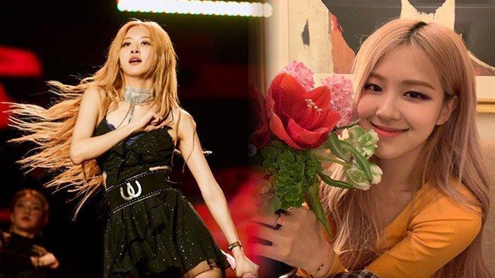 Rose BLACKPINK Terima Amplop dengan Foto Masa Lalu dari Penggemar, Reaksinya bersama Jisoo Tak Biasa
