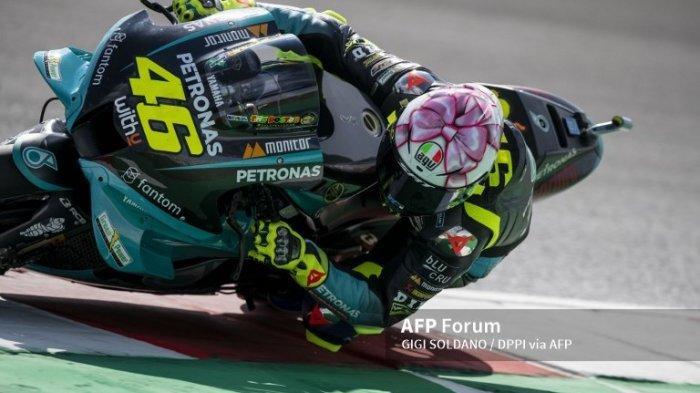 Hasil Tes MotoGP Misano: Bagnaia Tercepat, Valentino Rossi Lebih Baik