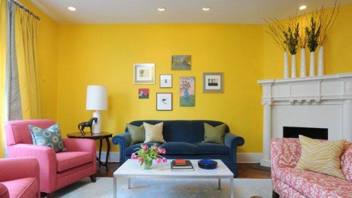 Ubah Dekorasi Ruang Tamu Yang Membosankan Jadi Seru Kembali Lakukan Hanya Dengan 4 Cara Ini Tribun Pontianak