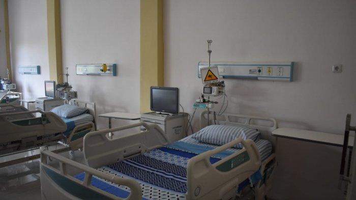 Ruangan pemulihan setelah tindakan.