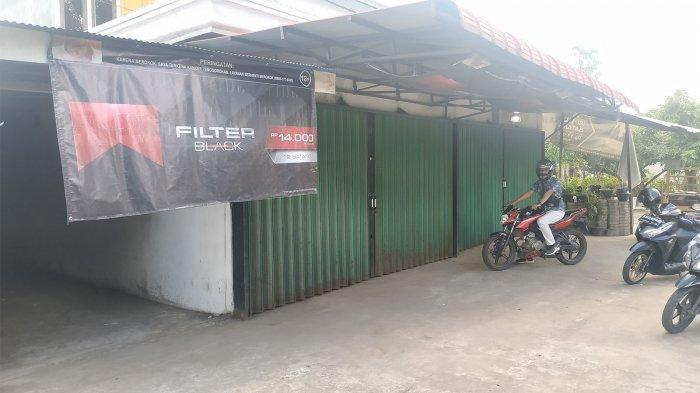Rumah Mahasiswi Gantung Diri di Solo Tampak Sepi, Pintunya Digembok dari Luar
