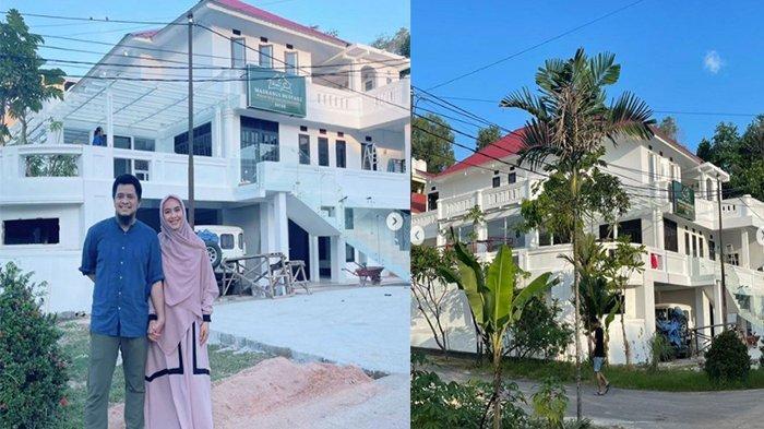 Takjub! Oki Setiana Dewi, Ria Ricis & Keluarga Ubah Rumah Peninggalan Sang Ayah