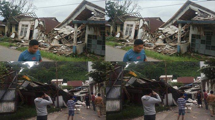 POPULER - Selang Tiga Hari 2 Rumah Walet Roboh di Sambas, Kerugian Puluhan Juta hingga Korban Jiwa