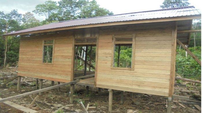 Berikut Data Kondisi Penanganan Rumah Tidak Layak Huni Provinsi Kalbar Tahun 2018 dan 2019
