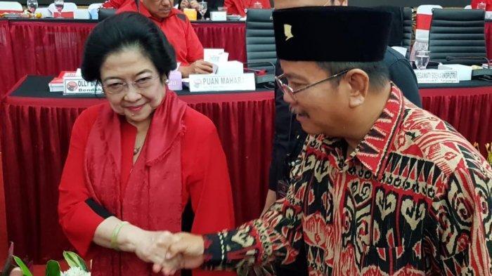 Megawati Restui Rupinus & Aloysius di Pilkada Sekadau 2020, Ini Daftar Nama Calon Usungan PDIP