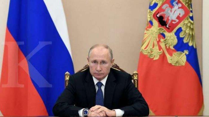 RUSIA Siap Main Kasar Hadapi Amerika Serikat dan Barat, Vladimir Putin Kerahkan Ratusan Ribu Pasukan
