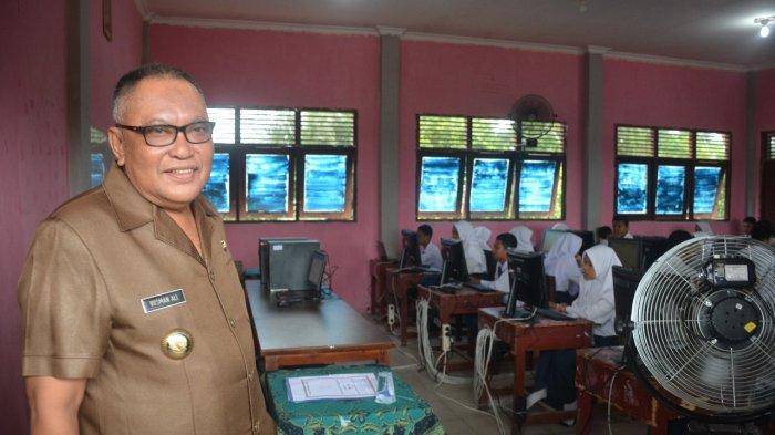 Rusman Ali: Proyek Pembangunan di Kubu Raya dari Pemprov Kalbar Masih Ada Yang Tertunda
