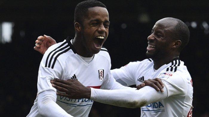 HASIL Liga Inggris - Babel Bikin Gol, Fulham Vs Liverpool Kembali Sama Kuat