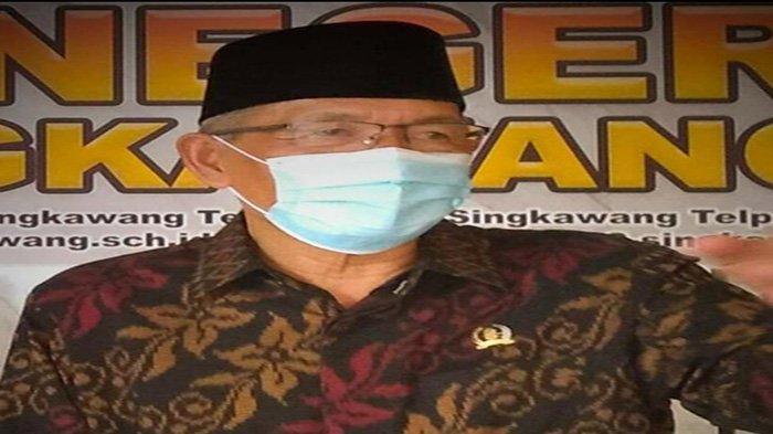 Ketua Komisi V DPRD Provinsi Kalbar Ingatkan Dinkes Siapkan Sarana Prasana Jika Ada Lonjakan Covid