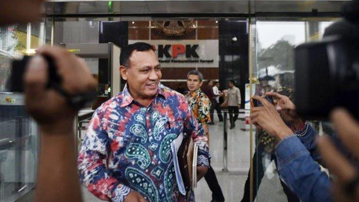 Saat Ketua KPK Firli Bahuri Jadi Perbincangan di TV, Sang Anak Titip Pesan Bijak dan Menyejukkan
