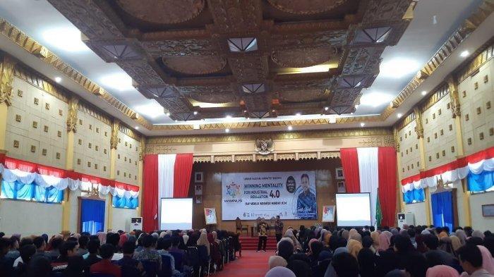 Gelar Seminar di Sambas, KNPI Ingin Ciptakan Generasi Entrepreneurship