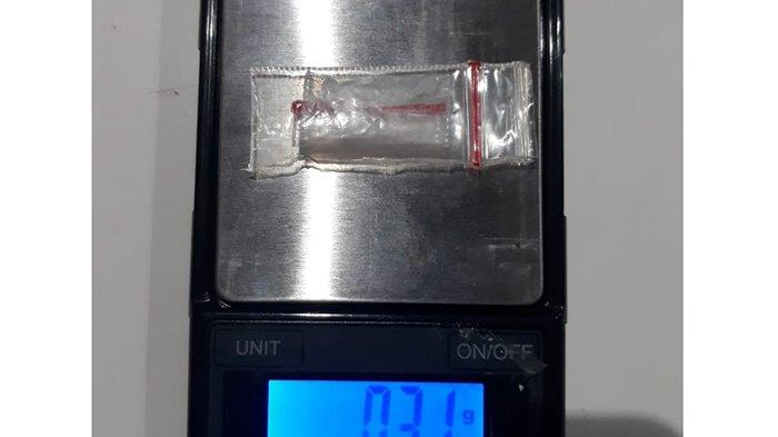 Edarkan Narkoba, Warga Jalan Adisucipto Ditangkap Polisi