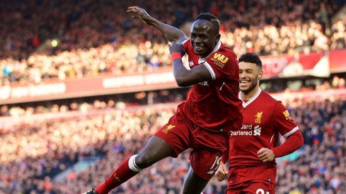 HASIL Liga Inggris - Sadio Mane On Fire Bawa Liverpool Unggul Sementara di Babak Pertama Atas Fulham