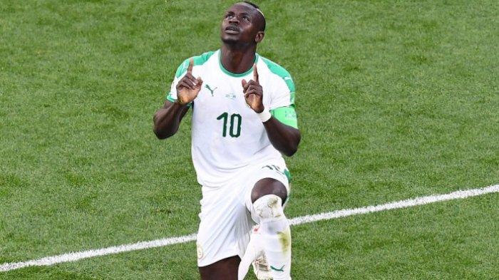 LIVE Streaming Africa Cup   Senegal Vs Aljazair, Saatnya Bintang Liverpool Unjuk Gigi! Sedang LIVE