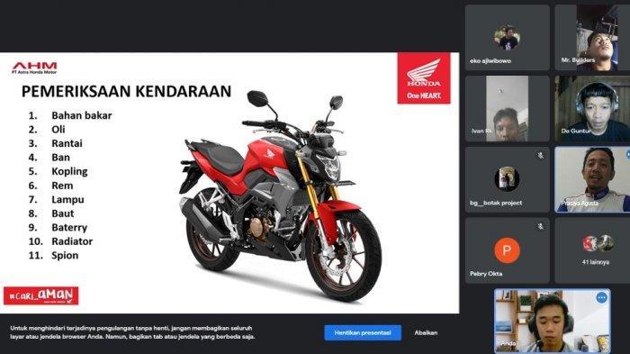 Edukasi Cari Aman dari Astra Motor Sasar Karyawan CV Baratha Anugerah Sentosa