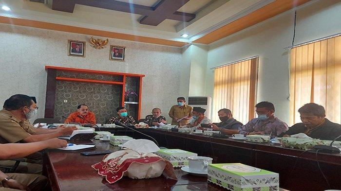 Sekda Minta Pembentukan Tim Khusus untuk Percepat Penegerian Kampus IAIS