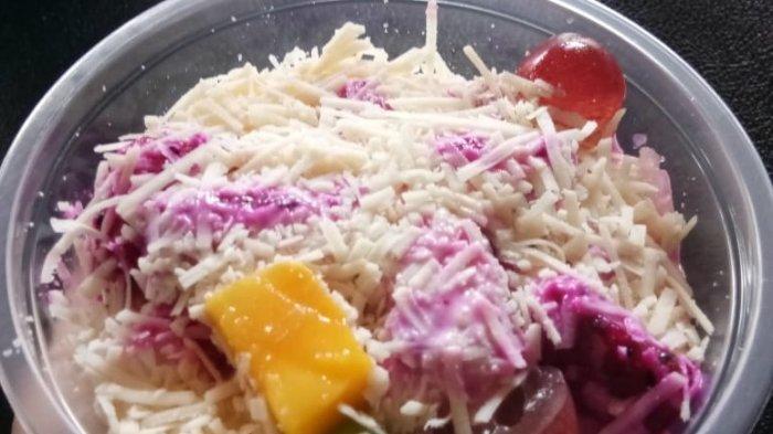 RESEP Salad Buah untuk Jualan Juga Bisa, Berikut Cara Bikinnya