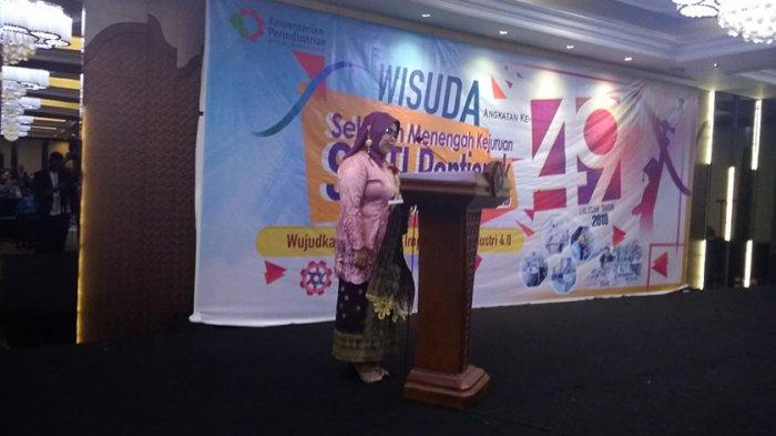 Kementerian Perindustrian Mengapresiasi Lulusan SMK-SMTI Pontianak, 90 Persen Sudah Bekerja