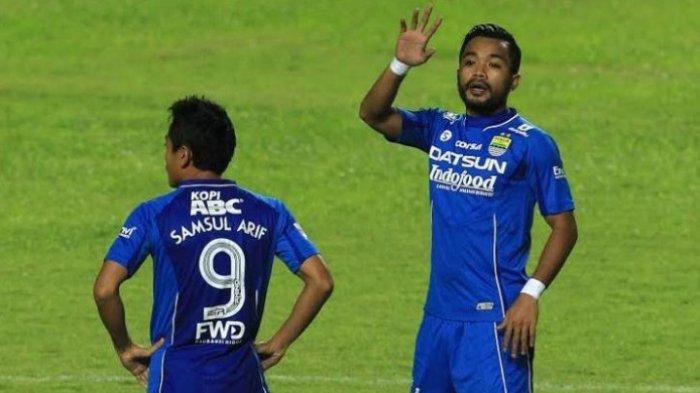 Eks Bomber Subur Persib Bandung Gagalkan Kemenangan Sang Mantan