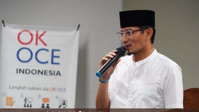 Kapan Kader Gerindra M Taufik Umumkan Kandidat Dua Calon Wagub DKI Jakarta Pengganti Sandiaga Uno ?