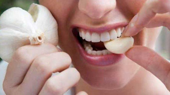 BISA Pendarahan Berlebih, Jangan Makan Bawang Putih Dalam Kondisi Tubuh Seperti Ini