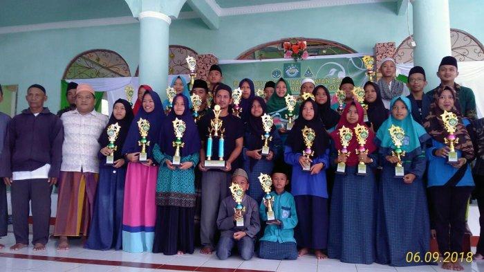 Santri se-Sekadau Ikuti Ramadan Youth Camp di Desa Tanjung