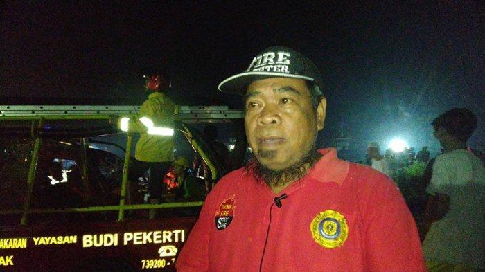 Tak Ada Korban Jiwa, Polisi Selidiki Penyebab Kebakaran Mes Karyawan Galangan Kapal