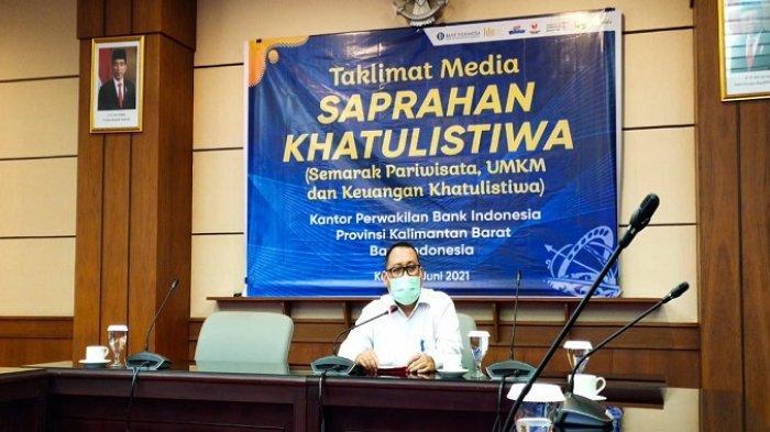 Gelar Saprahan Khatulistiwa, Upaya Bank Indonesia Dorong Pariwisata dan UMKM Kalbar Kembali Bangkit