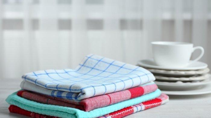 Sarang Kuman dan Bakteri di Rumah, Berikut Langkah dan Cara Tepat Mencuci Kain Lap Dapur