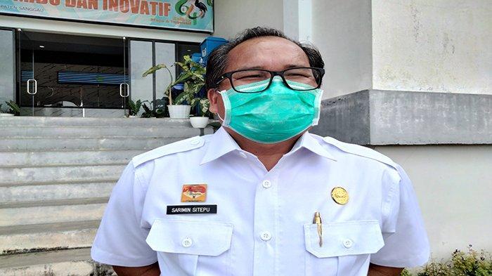 Kabupaten Sanggau Zona Kuning Penyebaran Covid-19, Total 932 Kasus Konfirmasi Positif