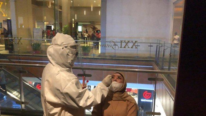 XXI Ayani Megamal Ditutup, Harisson: Hasil Swab Karyawan dan Pengunjung 19 Orang Positif Corona