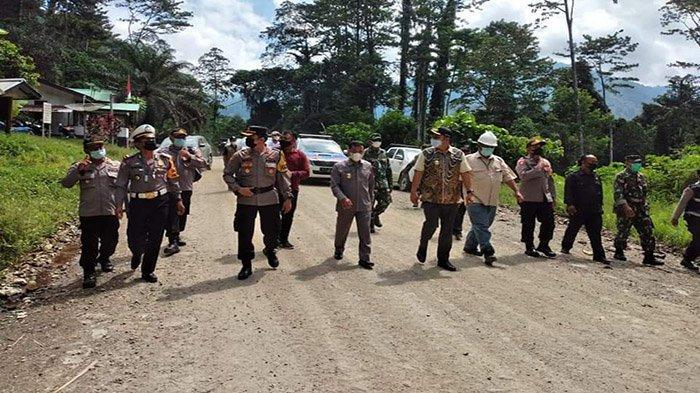 Antisipasi Lonjakan Covid-19 di Melawi, Satgas Aktifkan Pos Penyekatan di Perbatasan Kalbar-Kalteng